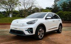 Le Kia Niro électrique se dévoile et promet 380 km d'autonomie