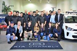 Kia Chambly numéro 1 de la région !