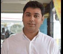 Suleman Zaidi