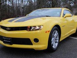 2014 Chevrolet CAMARO LT 1LT