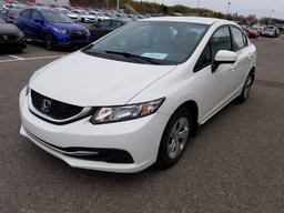 Honda Civic Sedan LX 2015 Très bien entretenue