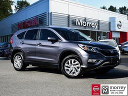 2016 Honda CR-V EX AWD * Moonroof, Smart Key, Heated Seats, USB! Local BC Vehicle, One Owner, No Collisions, Low KM!