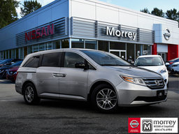 2013 Honda Odyssey EX * Backup Camera, Bluetooth, Keyless Entry, USB! Local BC Van, One Owner, Low KM!