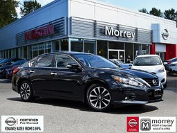 2016 Nissan Altima 2.5 SL Tech * Leather, Navi, Backup Camera, FEB! Local BC Car, One Owner, Low KM!