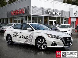 2019 Nissan Altima SV AWD * Big Demo Savings! All-New Redesign! All-Wheel Drive!