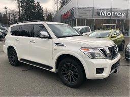 2019 Nissan Armada Platinum 8 Passenger * Huge Demo Savings!