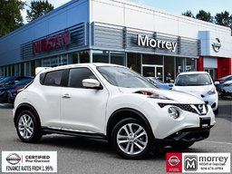 2016 Nissan Juke SL AWD Fully-loaded * Navi, Leather, 360° Camera! Local BC Vehicle, One Owner, Low KM!