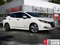 2018 Nissan Leaf SL * Fully-loaded, Leather, ProPILOT, 360° Camera! Local BC Car, One Owner, No Collisions, Low KM!