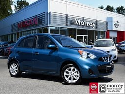 2019 Nissan Micra SV Style Package * Huge Demo Savings! DESIGNED FOR YOUR EVERYDAY LIFE, WITH OUTSTANDING QUALITY, AGILITY AND MANEUVERABILITY!