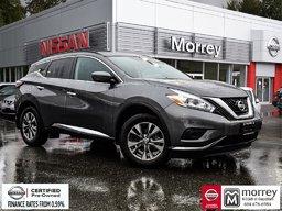 2016 Nissan Murano S * Navigation, Backup Camera, Heated Seats, USB! Local BC Vehicle, One Owner!