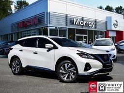2019 Nissan Murano SL AWD * Huge Demo Savings!