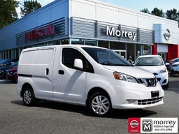 2019 Nissan NV200 Compact Cargo SV Navigation * Huge Demo Savings TWO EASY-SLIDING SIDE DOORS WITH LOW STEP-IN HEIGHTS AND AN INNOVATIVE 40/60 SPLIT READ DOOR!