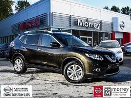 2014 Nissan Rogue SV * Moonroof, Backup Camera, Heated Seats, Alloys Local BC Vehicle, Low KM!