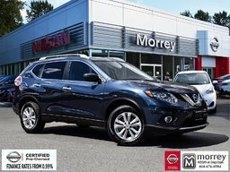 2016 Nissan Rogue SV AWD Special Edition * Alloy Wheels, Smart Key! Local BC Vehicle, One Owner, No Collisions, Low KM!