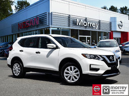 2017 Nissan Rogue S AWD * Backup Camera, Bluetooth, Keyless Entry! Local BC Vehicle, One Owner, No Collisions, Low KM!