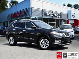 2018 Nissan Rogue SV AWD Moonroof * Backup Camera, Remote Start! Local BC Vehicle, One Owner, No Collisions!