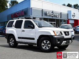 2011 Nissan Xterra PRO-4X * Bluetooth, Locking Differential, Hitch! Local BC Vehicle, One Owner, No Collisions, Low KM!