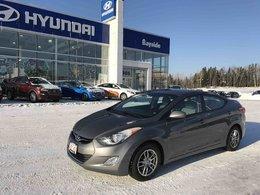 2013 Hyundai ELANTRA 4 DR. GLS