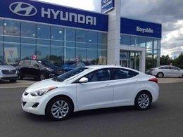 Hyundai Elantra GL DÉMARREUR À DISTANCE COMPRIS 2011
