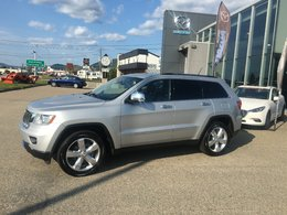 Jeep Grand Cherokee Overland comme neuf ! 2012
