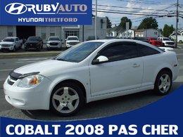 Chevrolet Cobalt Sport FAITE VITE, AUTOMATIQUE ET BAS PRIX. 2008