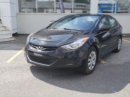 Hyundai Elantra GL BLUETOOTH, SIÈGES CHAUFFANTS, AIR CONDITIONNÉ GROUPE ÉLECTRIQUE, AM/FM/CD/MP3/USB/AUX 2011
