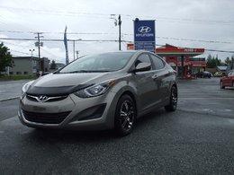 Hyundai Elantra GL AUTOMATIQUE COMME NEUF 2014