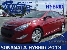 Hyundai Sonata Hybrid HYBRID FINANCEMENT A PARTIR DE 2.99 % VÉHICULE RARE 2013