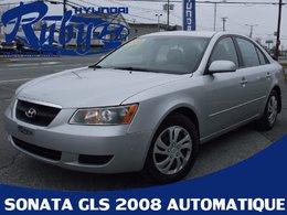 Hyundai Sonata GL AUTOMATIQUE PAS CHER ET EN BONNE ETAT 2008