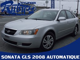 2008 Hyundai Sonata GL AUTOMATIQUE