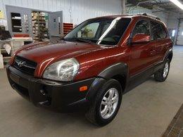 Hyundai Tucson GL V6 JAMAIS ACCIDENTE SPACIEUX ET PRATIQUE ! 2006
