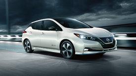 Nissan LEAF Wins Major Award