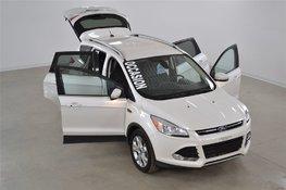 Ford Escape Titanium 4WD 2.0L EcoBoost Cuir*SYNC*Demarreur 2015