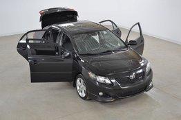 Toyota Corolla XRS 2.4L Cuir*Toit Ouvrant*Jupes et Aileron Sport 2010