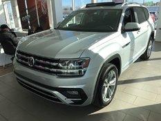 Volkswagen Atlas 3.6 FSI Highline 2018
