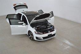 Volkswagen Golf GTI Autobahn GPS*Cuir*Toit*Fender Manuelle 2015