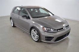 Volkswagen Golf R Tech GPS*Radar*Park Assist*Cuir*Camera Recul DSG 2017