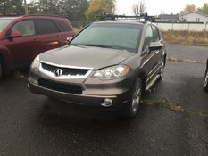 Acura RDX CUIR, TOIT OUVRANT, BANQUETTES CHAUFFANTES! 2008