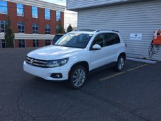 Volkswagen Tiguan Highline, 4 MOTION, TOIT OUVRANT PANORAMIQUE! 2014