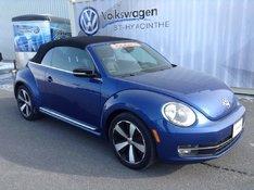 Volkswagen Beetle 2.0 TSI Sportline+INSPECTÉ+TAUX À PARTIR DE 0.9% 2014