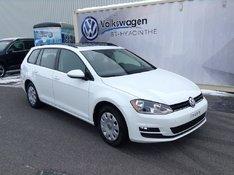 2017 Volkswagen Golf Sportwagon 1.8 TSI Comfortline DÉMO