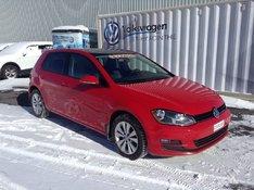 2015 Volkswagen Golf 2.0 TDI Comfortline+TOIT OUVRANT+CUIR+DIESEL