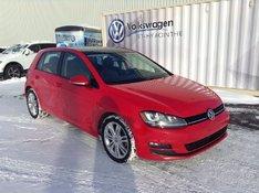 2015 Volkswagen Golf 2.0 TDI Highline+GARANTIE COMPLÈTE+NAVI+DIESEL