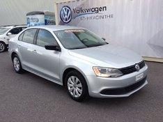 Volkswagen Jetta 2.0L Trendline+ENSEMBLE HIVER INCLUS 2013