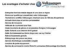 Volkswagen Jetta 1.4 TSI Trendline+BLUETOOTH+CAMÉRA DE RECUL 2017
