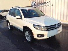 Volkswagen Tiguan Comfortline+BALANCE DE GARANTIE+TOIT PANORAMIQUE 2014
