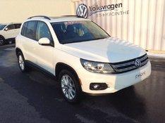 2014 Volkswagen Tiguan Comfortline+BALANCE DE GARANTIE+TOIT PANORAMIQUE