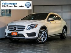 2016 Mercedes-Benz GLA 250 4Matic NAVI Pan...