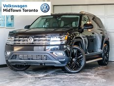 2018 Volkswagen Atlas Execline 3.6L 4MOTION