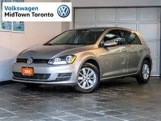 2015 Volkswagen Golf Trendline Auto